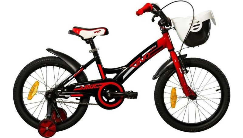 "Велосипед 18"" VNC Wave 1819-GA-BW"