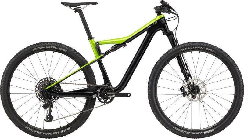 """Велосипед 27,5"""" Cannondale SCALPEL SI Carbon 4 2020"""