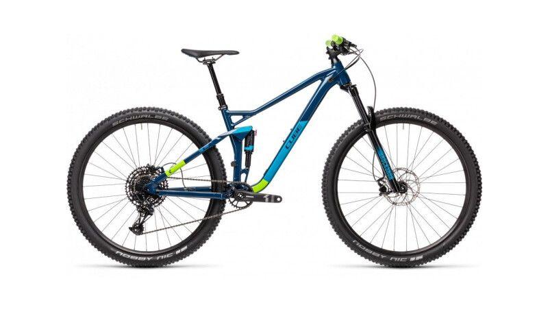 "Велосипед 29"" Cube Stereo 120 Pro 2021"