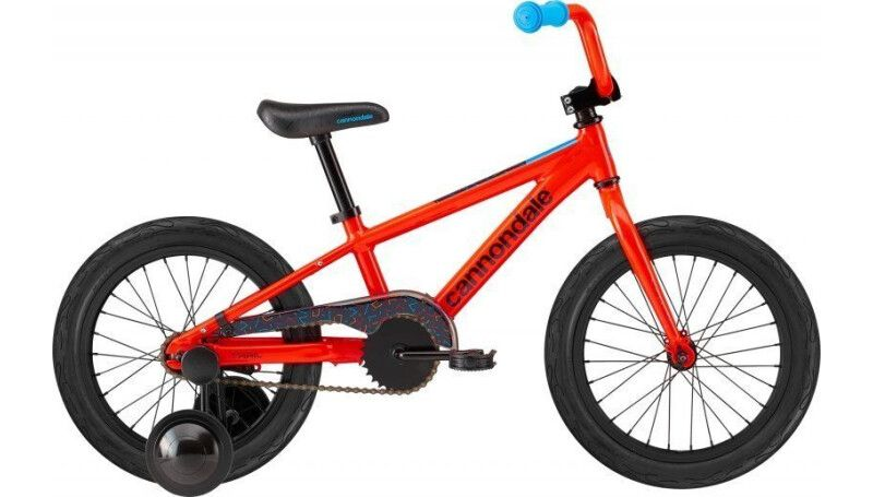 """Велосипед 16"""" Cannondale Kids Trail SS OS 2021"""