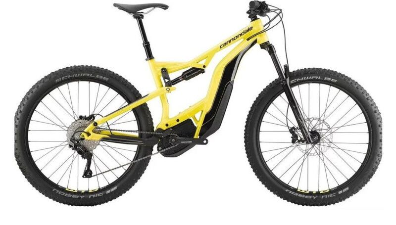 """Велосипед 27,5""""+ Cannondale MOTERRA 2 электро привод  2019"""