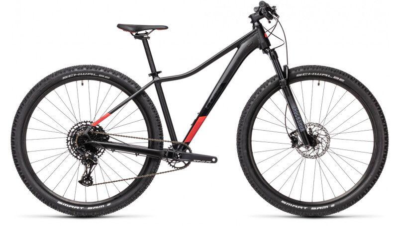 "Велосипед 27.5"" Cube Access WS SL 2021"