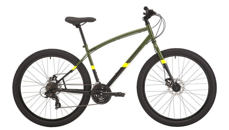 "Велосипед 27,5"" Pride ROCKSTEADY 7.1 2019 року"