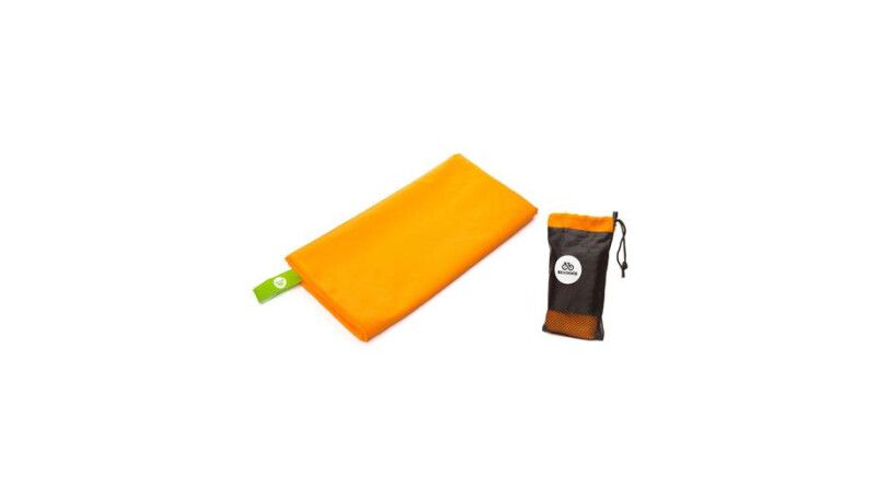 Рушник з мікрофібри OnRide помаранчевий С