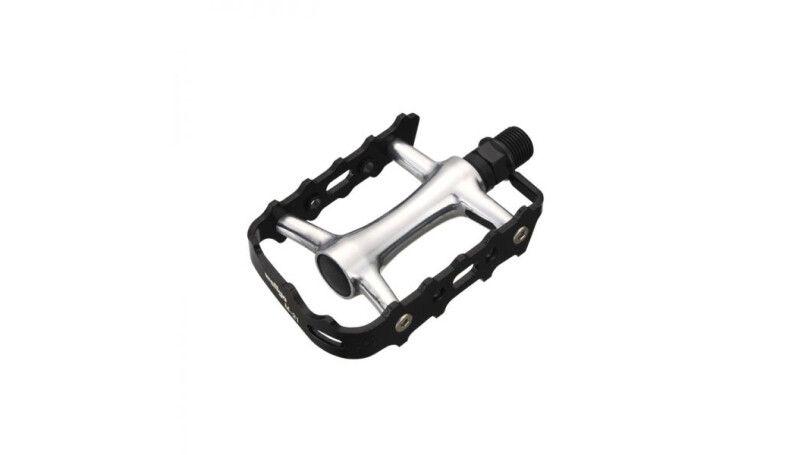 Педалі Wellgo M21 сріблясті