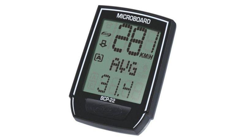 Велокомп'ютер BBB MicroBoard 13 f