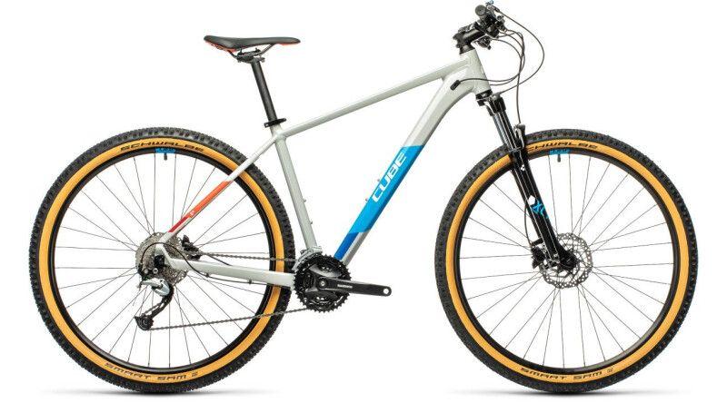 "Велосипед 29"" Cube Aim SL 2021"