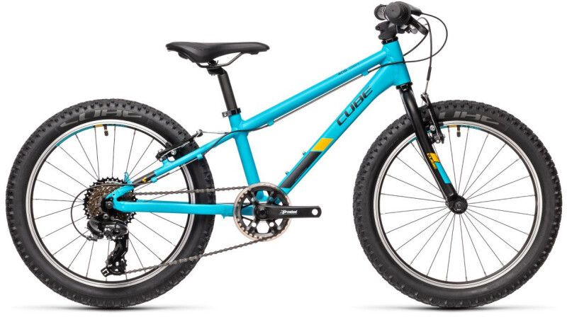 "Велосипед 20"" Cube Acid CMPT 200 2021"