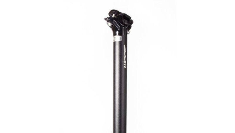 Підседільна труба 31,6 ZOOM SP-C261 400мм Al SAND BLASTED AN BK