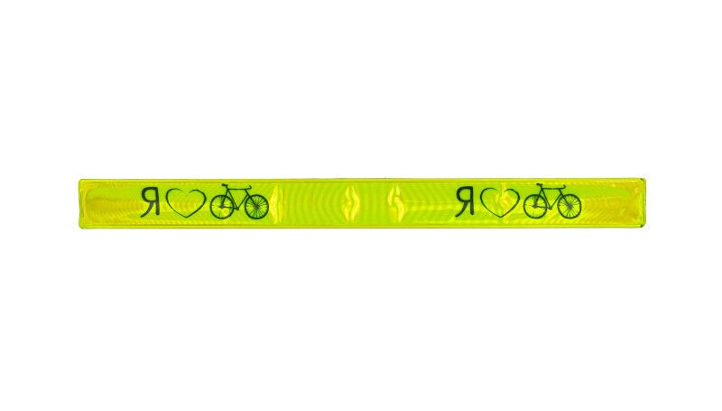 Світловідбиваюча смужка Onride логотип Велосипед
