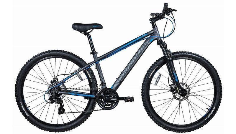"Велосипед 27,5"" Comanche PRAIRIE COMP"