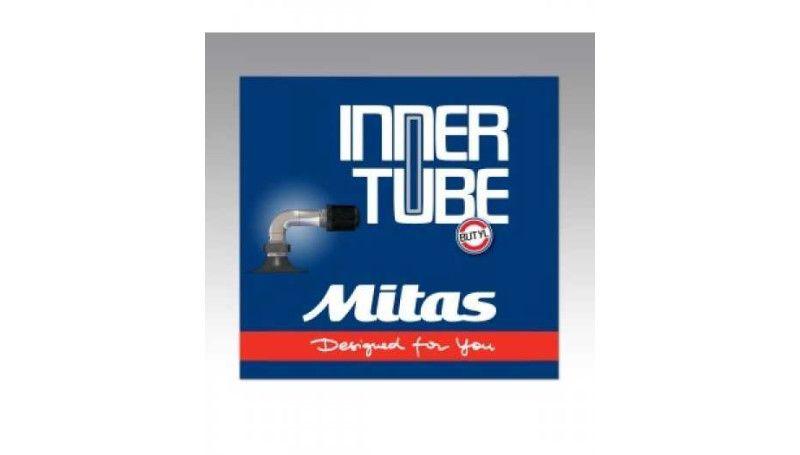 """Камера 12"""" Mitas Classic 12""""x1/2х2.10-2.50"""" (54/62x203) SV90, нахіл 90, поворот 90"""