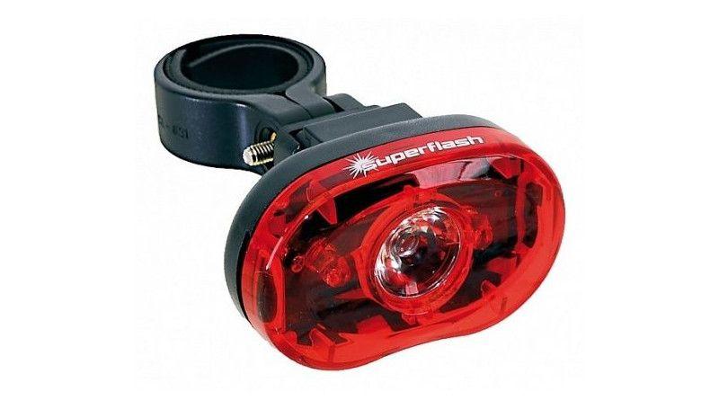 """Ліхтар Longus SMART""""POLARIS"""", 5 super LED, 2 функції"""