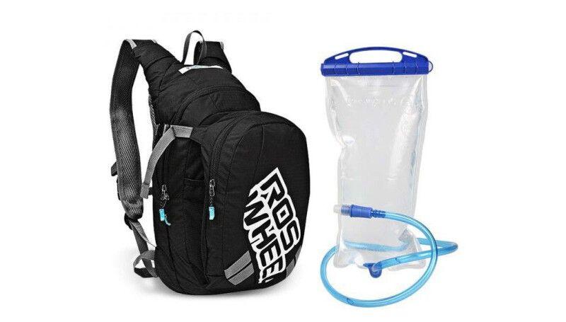 Рюкзак велосипедний  в комплекті з питною системою 151367-A