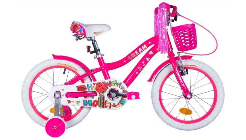 """Велосипед 16"""" Formula Cream2021"""