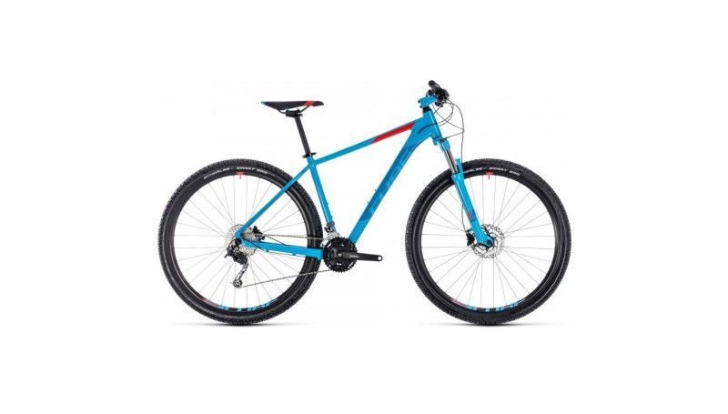 Велосипед Cube Aim SL 2018