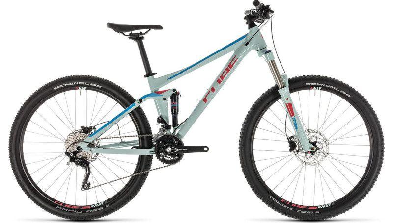 """Велосипед 27,5"""" CUBE Sting WS 120 EXC 2019"""