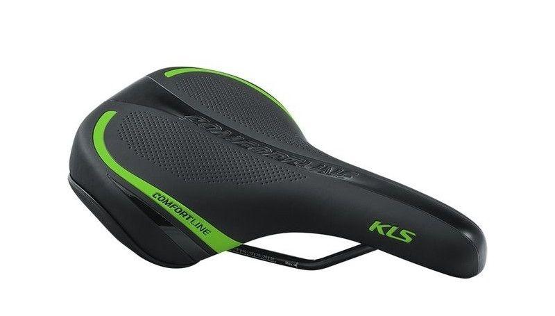 Сідло Kellys KLS Comfortline17 green