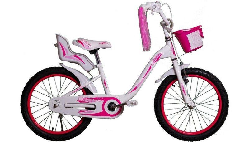 """Велосипед 18"""" VNC Melany 1817-FS-WP"""