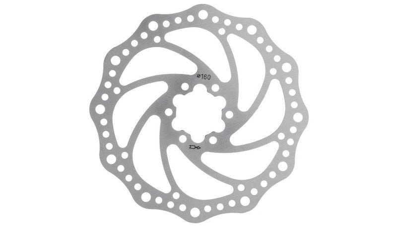 Ротор ALHONGA HJ-DXR1603-SI 160 мм