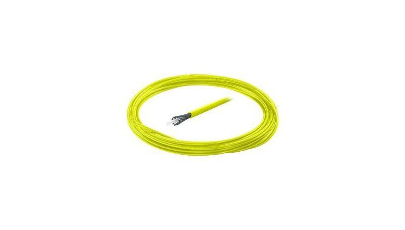 Кожух перемикання KLS 250 см жовтий