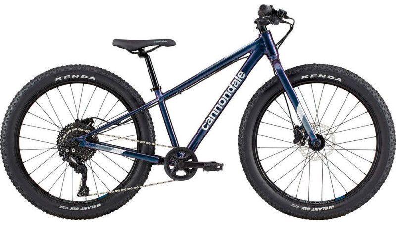 """Велосипед 24+"""" Cannondale CUJO Race OS 2021"""