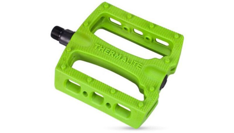 "Педалі Stolen THERMALITE PEDAL 9/16"" LOOSE BALL, салатовий"