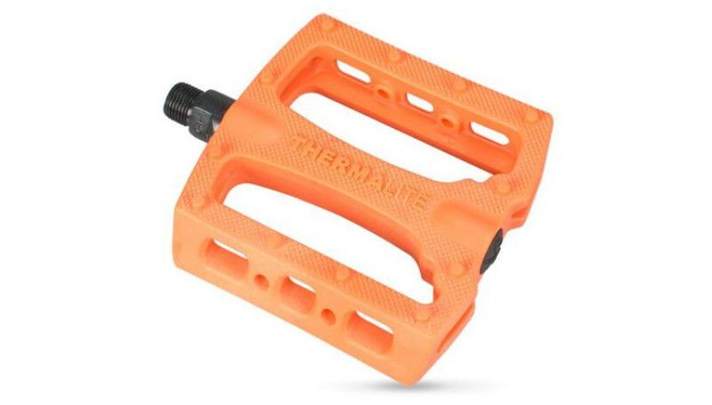 "Педалі Stolen THERMALITE PEDAL 9/16"" LOOSE BALL, помаранчевий"