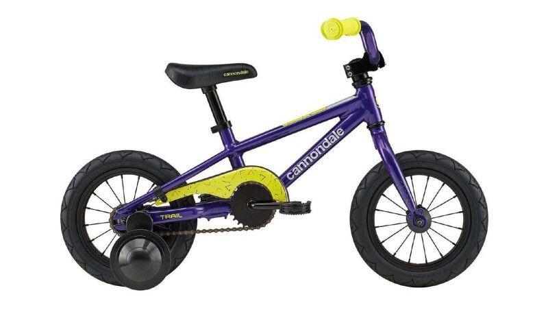 "Велосипед 12"" Cannondale Kids Trail 1 OS 2021"