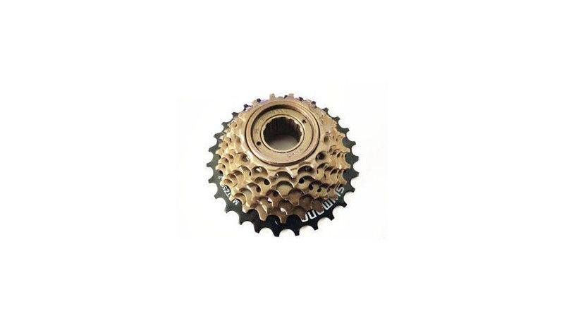 Зірки задні Shimano MF-TZ500-7 14-28 7 шв Tourney