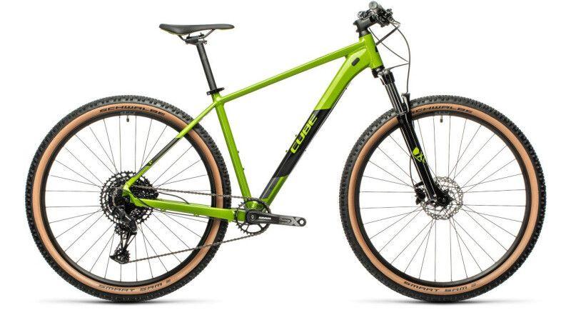 """Велосипед 29"""" Cube Analog 2021"""