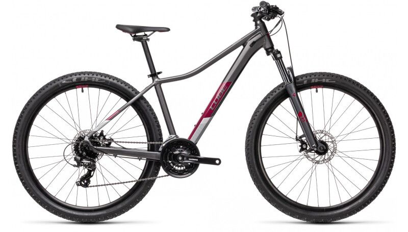 "Велосипед 27.5"" Cube Access WS 2021"
