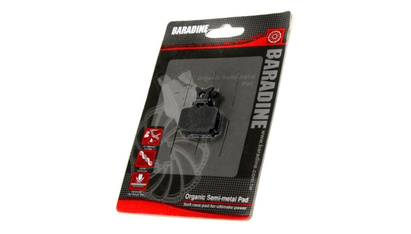 Гальмівні колодки Baradine DS-42 для Formula