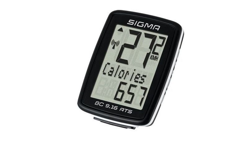Велокомп'ютер Sigma Sport BC 9.16 ATS